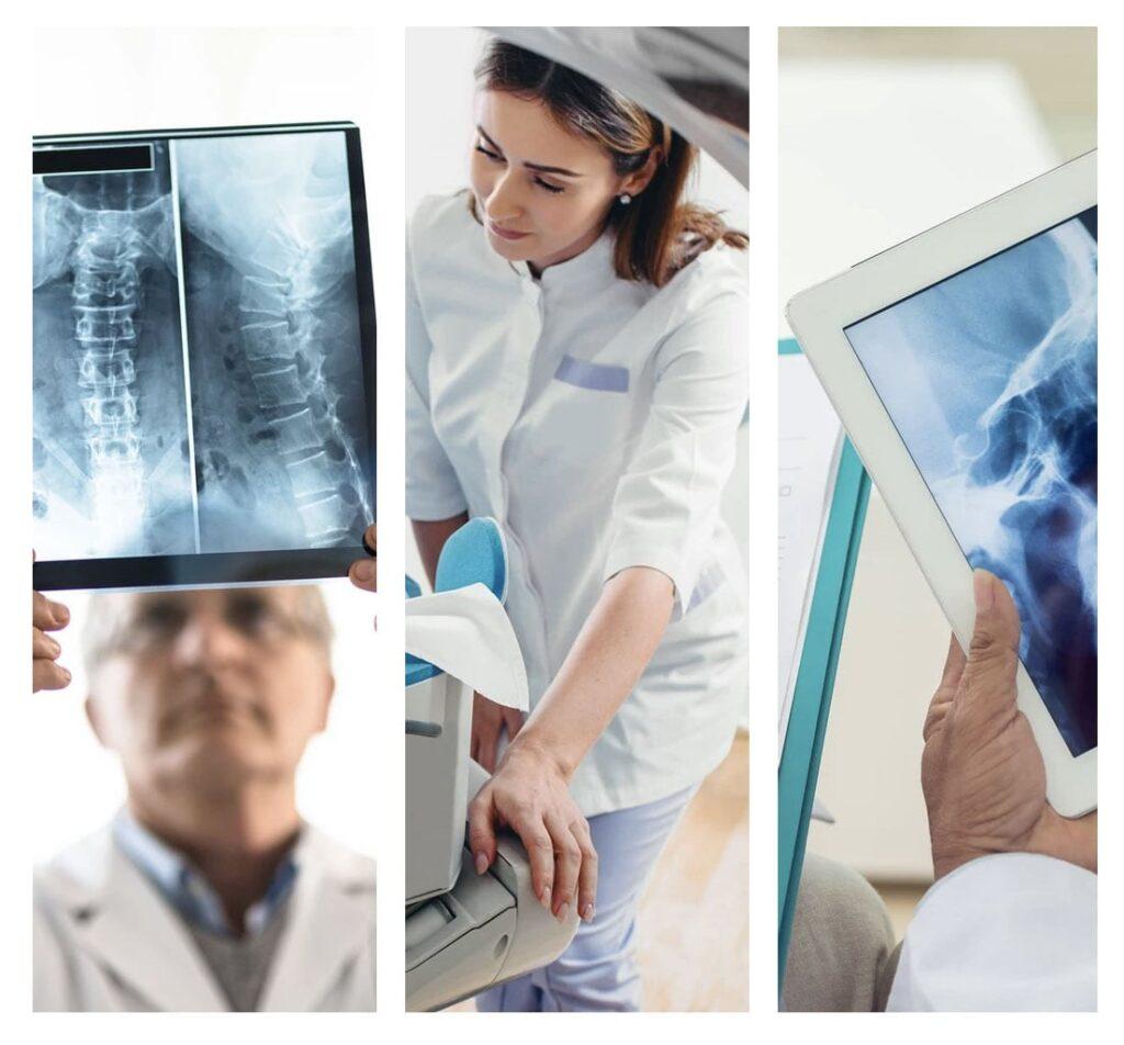Esami radiologici ad aversa